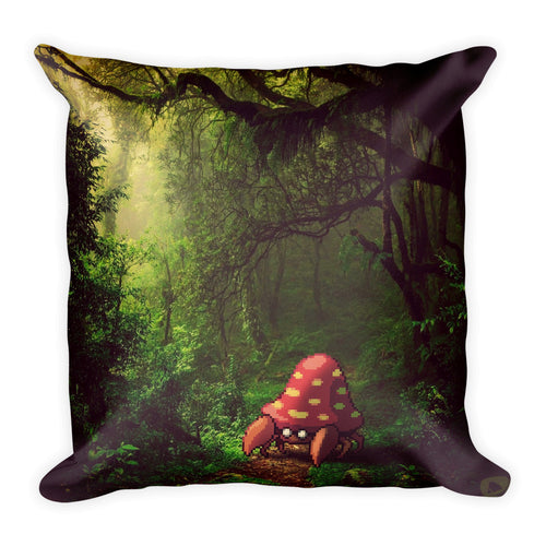 Pixelmon Square Pillow - Parasect