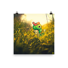 Pixelmon Poster - Caterpie