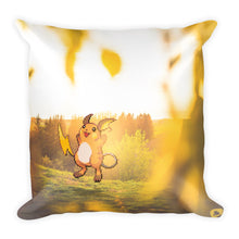 Pixelmon Square Pillow - Raichu