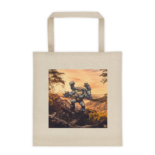 Pixelmon Tote Bag - Machamp