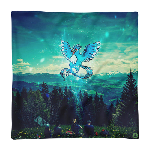 Pixelmon Cushion Cover - Articuno