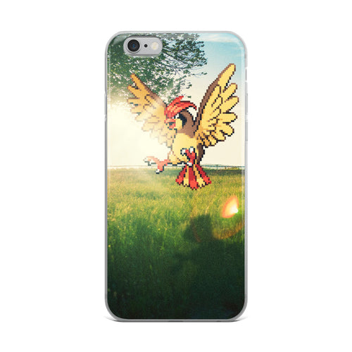 Pixelmon iPhone Case - Pidgeotto