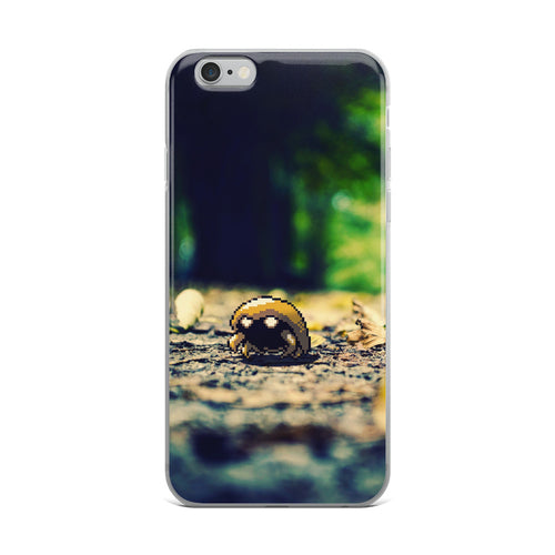 Pixelmon iPhone Case - Kabuto