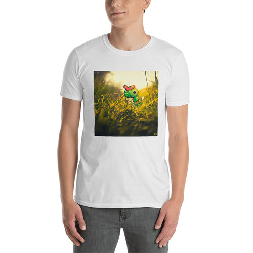 Pixelmon T-shirt - Caterpie