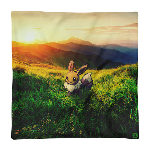 Pixelmon Cushion Cover - Eevee