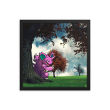 Pixelmon Framed poster - Nidoking