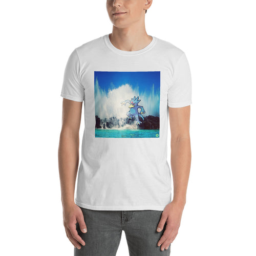 Pixelmon T-shirt - Golduck
