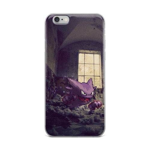 Pixelmon iPhone Case - Haunter