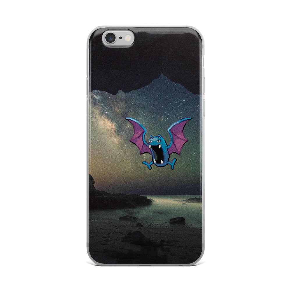 Pixelmon iPhone Case - Golbat