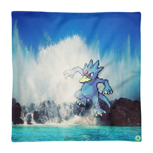 Pixelmon Cushion Cover - Golduck