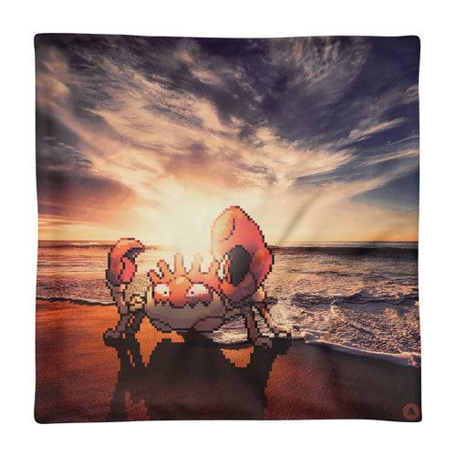 Pixelmon Cushion Cover - Kingler