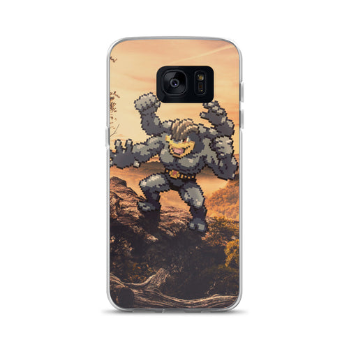 Pixelmon Samsung Case - Machamp