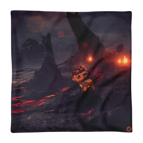 Pixelmon Cushion Cover - Vulpix