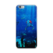 Pixelmon iPhone Case - Tentacool