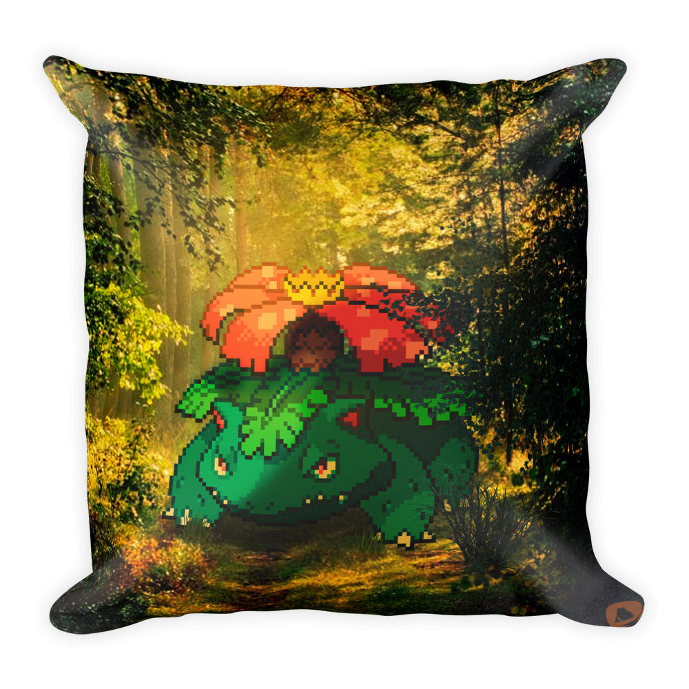 Pixelmon square pillow - Venusaur