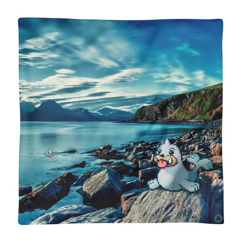 Pixelmon Cushion Cover - Seel
