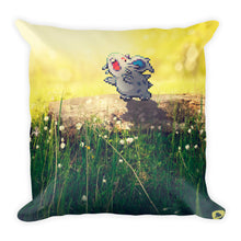 Pixelmon Square Pillow - NidoranF