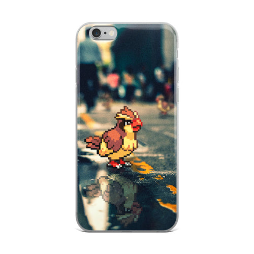 Pixelmon iPhone Case - Pidgey