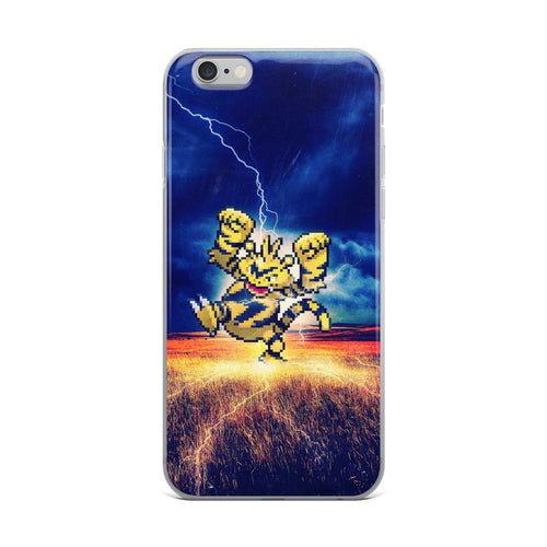 Pixelmon iPhone Case - Electabuzz