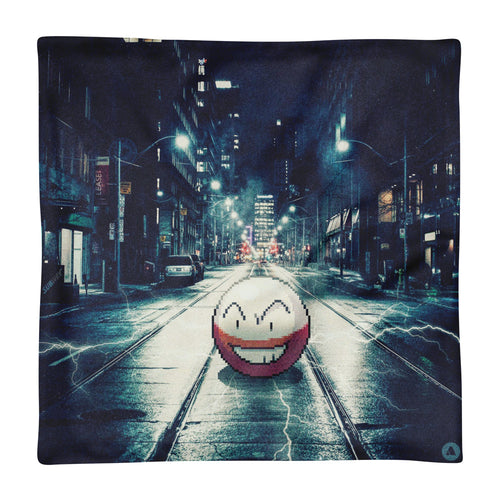 Pixelmon Cushion Cover - Electrode