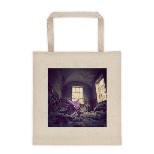Pixelmon Tote Bag - Haunter