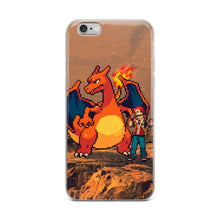 Pixelmon iPhone Case - Charizard