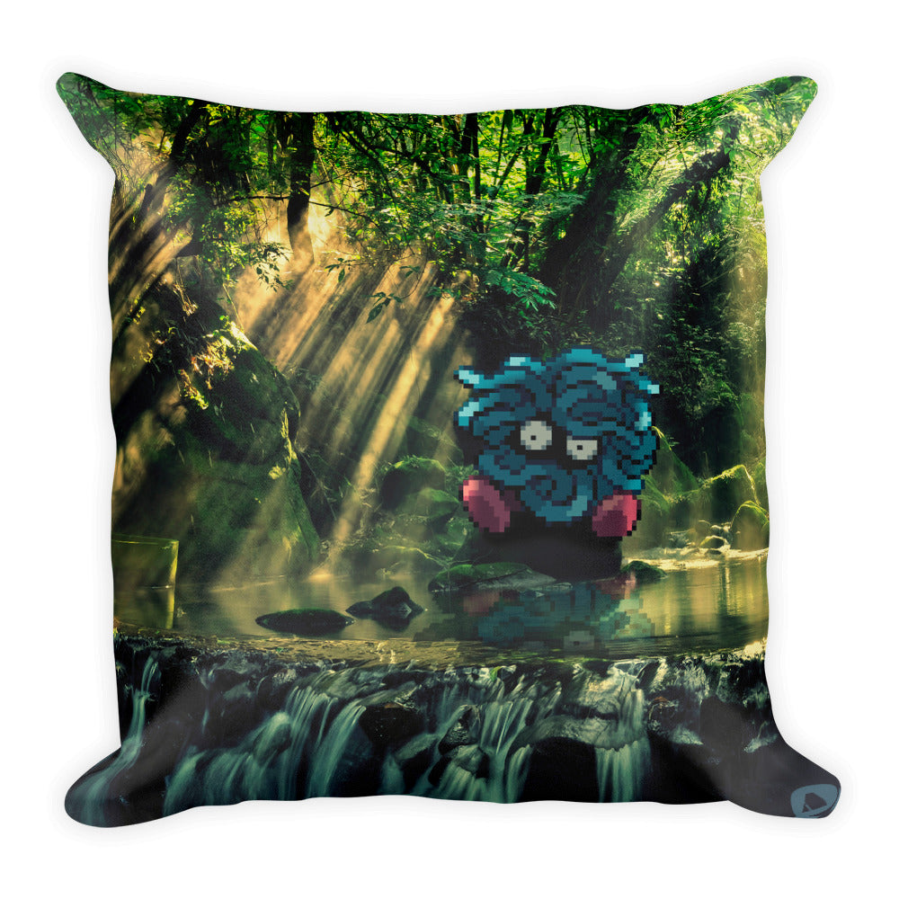 Pixelmon Square Pillow - Tangela