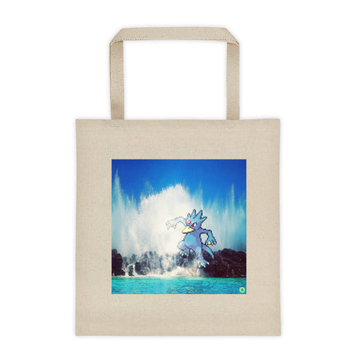 Pixelmon Tote Bag - Golduck