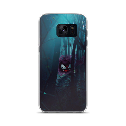 Pixelmon Samsung Case - Ghastly