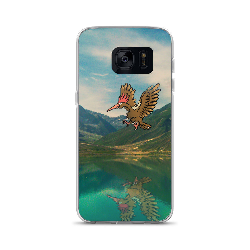 Pixelmon Samsung Case - Fearow