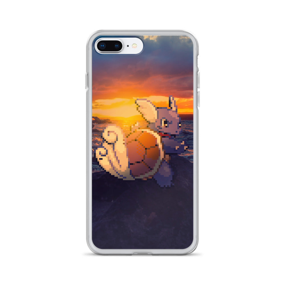 Pixelmon iPhone Case - Wartortle