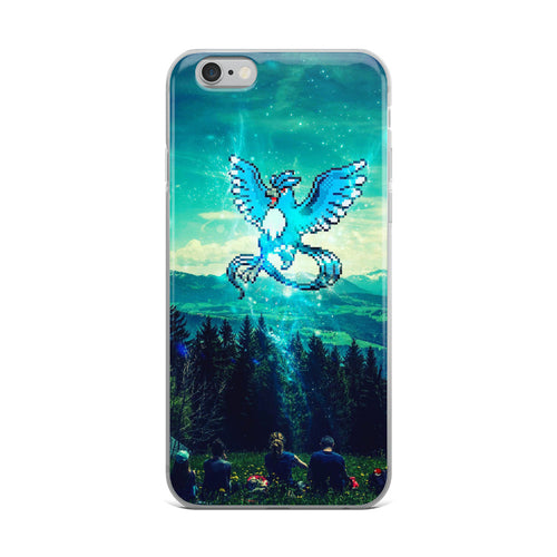 Pixelmon iPhone Case - Articuno