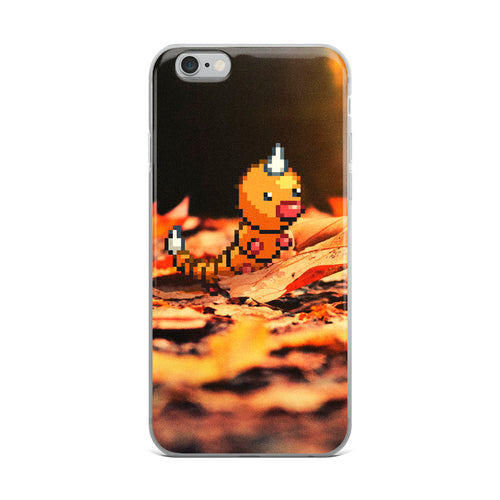 Pixelmon iPhone Case - Weedle