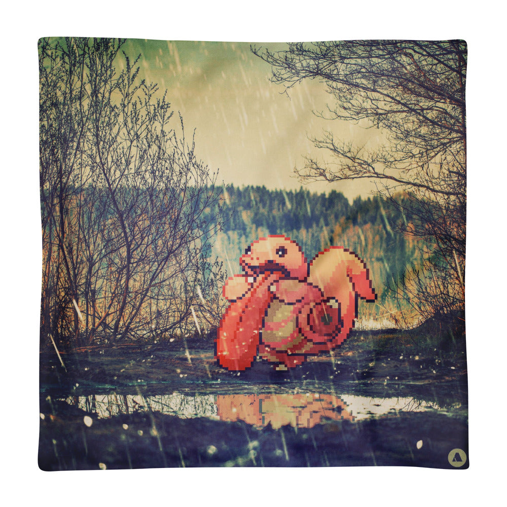 Pixelmon Cushion Cover - Lickitung