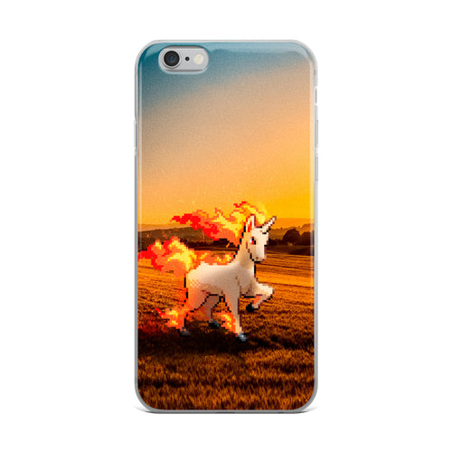 Pixelmon iPhone Case - Rapidash