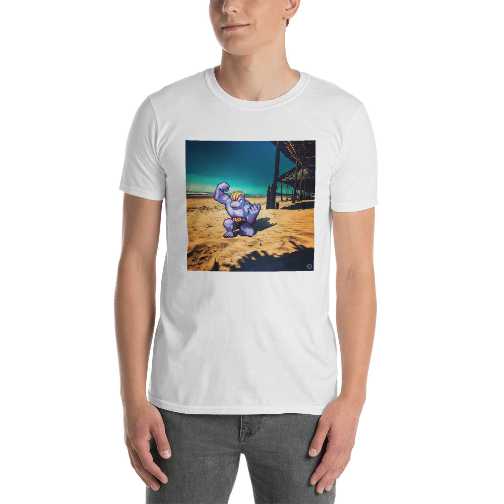Pixelmon T-shirt - Machoke