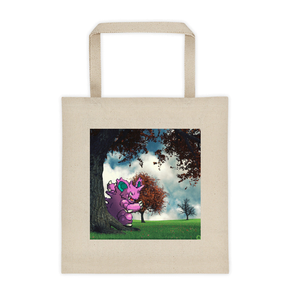 Pixelmon Tote Bag - Nidoking