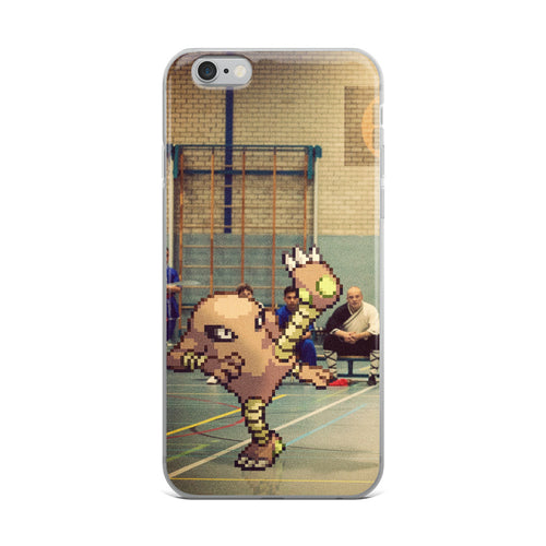 Pixelmon iPhone Case - Hitmonlee