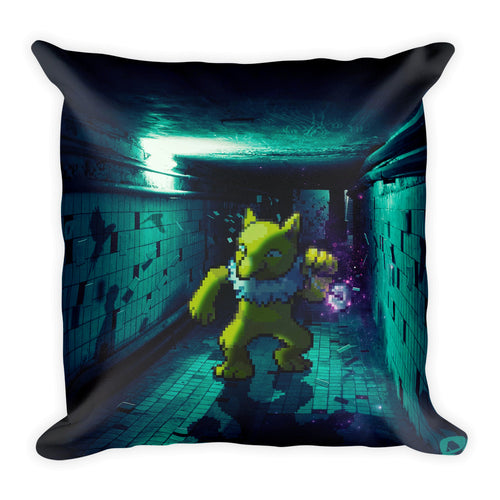 Pixelmon Square Pillow - Hypno