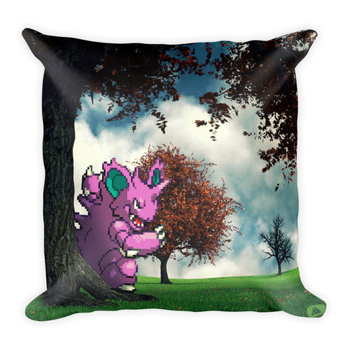 Pixelmon Square Pillow - Nidoking