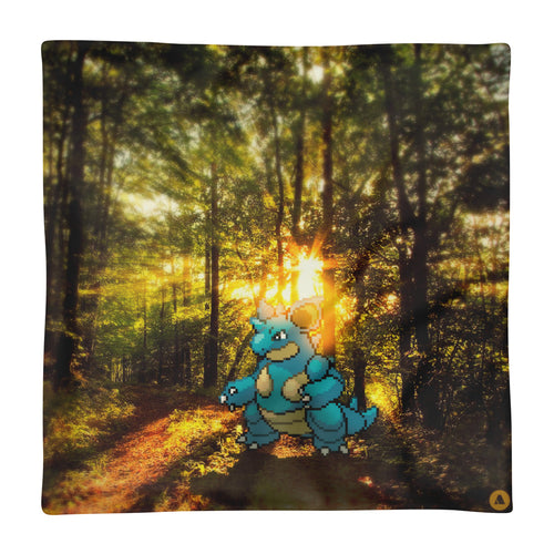 Pixelmon Cushion Cover - Nidoqueen