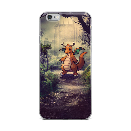 Pixelmon iPhone Case - Dragonite