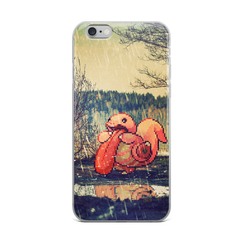 Pixelmon iPhone Case - Lickitung