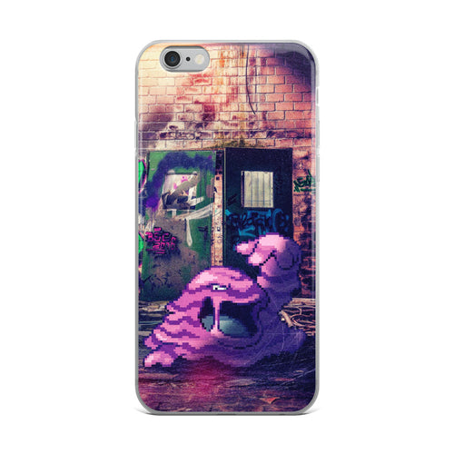 Pixelmon iPhone Case - Muk