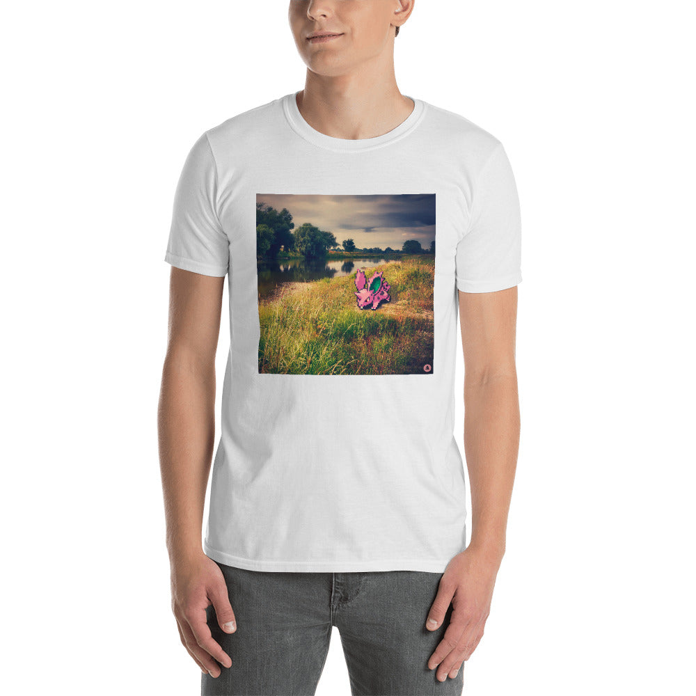 Pixelmon T-shirt - Nidoran_male