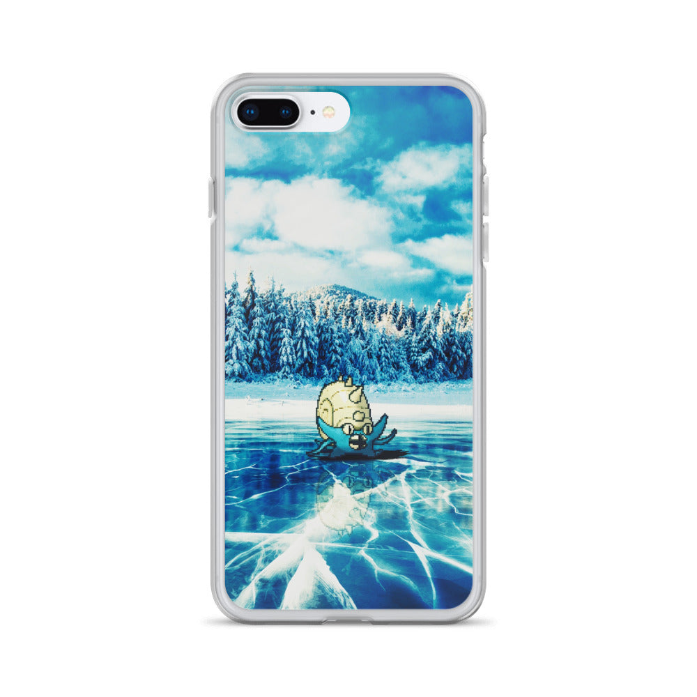 Pixelmon iPhone Case - Omastar