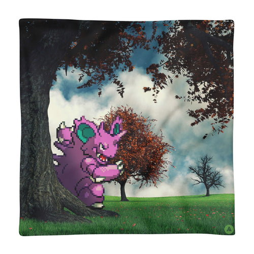 Pixelmon Cushion Cover - Nidoking
