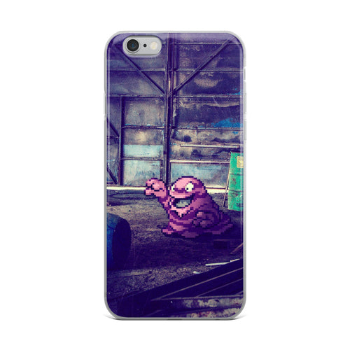 Pixelmon iPhone Case - Grimer