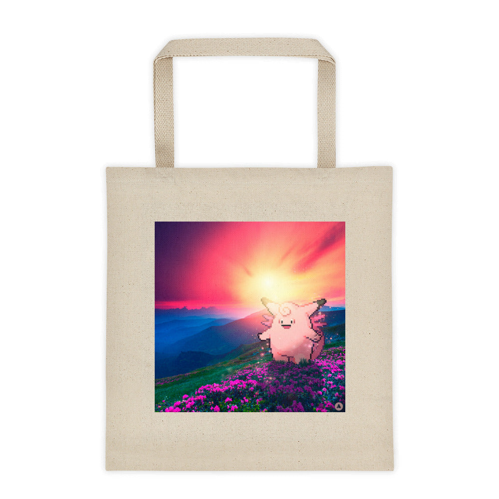 Pixelmon Tote Bag - Clefable