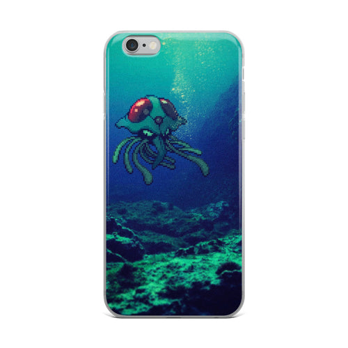 Pixelmon iPhone Case - Tentacruel
